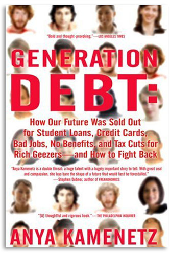 generation debt For the first time in america, there is now more student loan debt than credit card debt  the millennial generation research review.